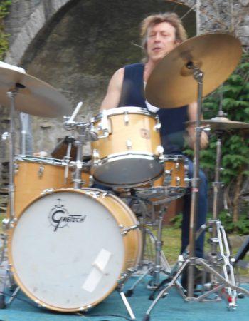 Lukas Meier in Maggia
