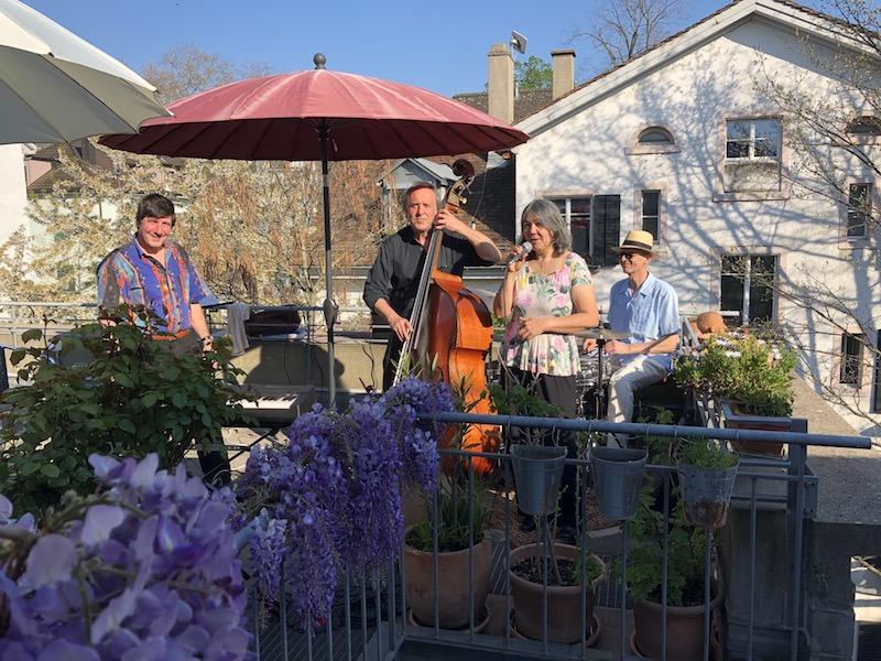 Sarah Peng Quartett spielt im Helmuthof April 2020